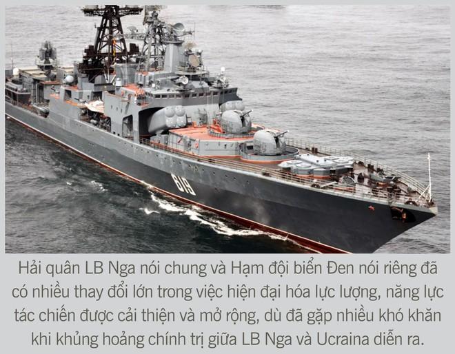 [Photo Story] Nga lột xác hải quân, biến Hạm đội Biển Đen thành lực lượng không thể bị đánh bại - Ảnh 2.