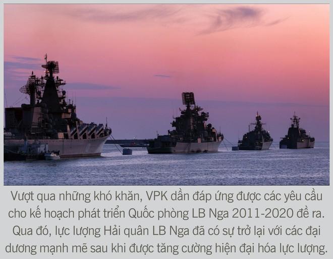 [Photo Story] Nga lột xác hải quân, biến Hạm đội Biển Đen thành lực lượng không thể bị đánh bại - Ảnh 4.