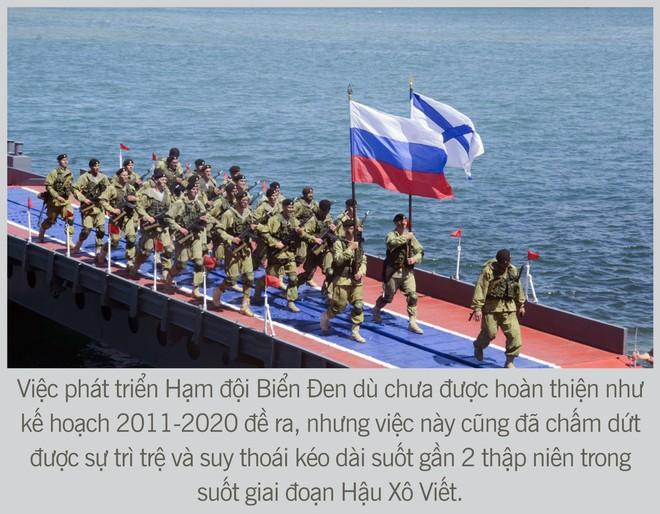 [Photo Story] Nga lột xác hải quân, biến Hạm đội Biển Đen thành lực lượng không thể bị đánh bại - Ảnh 5.