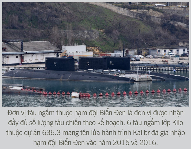 [Photo Story] Nga lột xác hải quân, biến Hạm đội Biển Đen thành lực lượng không thể bị đánh bại - Ảnh 8.