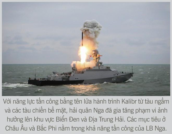 [Photo Story] Nga lột xác hải quân, biến Hạm đội Biển Đen thành lực lượng không thể bị đánh bại - Ảnh 9.