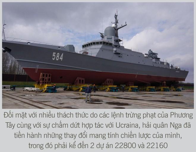 [Photo Story] Nga lột xác hải quân, biến Hạm đội Biển Đen thành lực lượng không thể bị đánh bại - Ảnh 10.