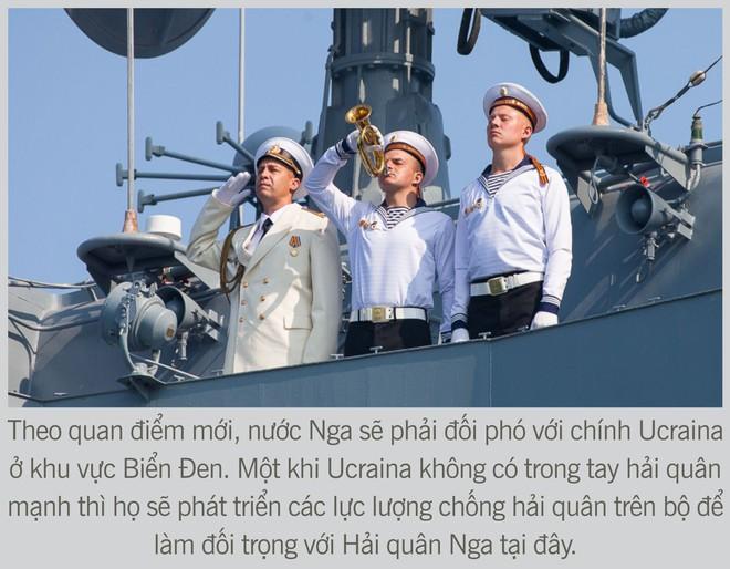 [Photo Story] Nga lột xác hải quân, biến Hạm đội Biển Đen thành lực lượng không thể bị đánh bại - Ảnh 12.