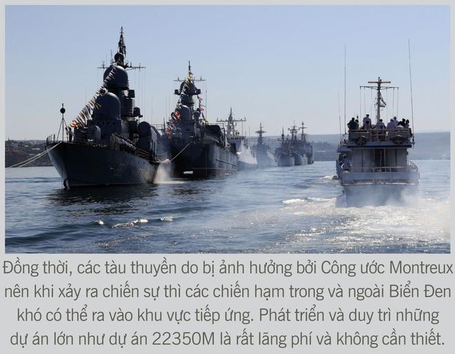 [Photo Story] Nga lột xác hải quân, biến Hạm đội Biển Đen thành lực lượng không thể bị đánh bại - Ảnh 13.