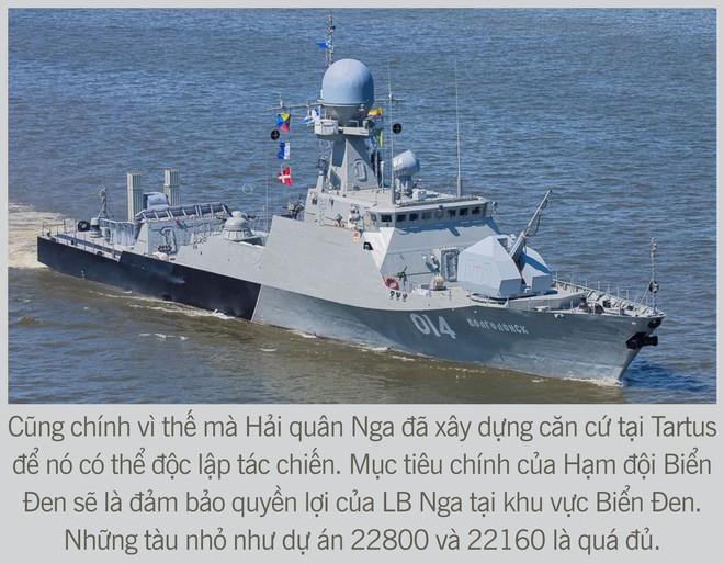[Photo Story] Nga lột xác hải quân, biến Hạm đội Biển Đen thành lực lượng không thể bị đánh bại - Ảnh 14.