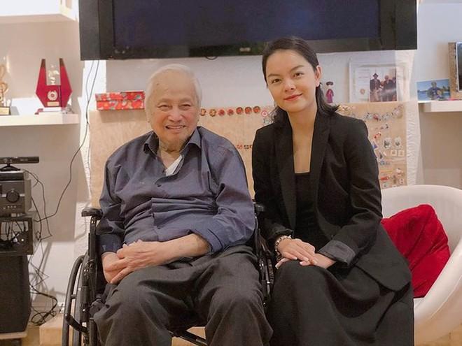 Sau 19 năm bị tai biến, sức khỏe hiện giờ của nhạc sĩ Lam Phương thế nào? - Ảnh 2.