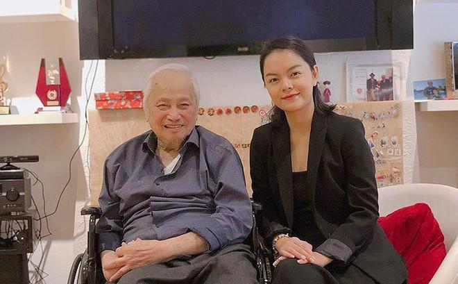 Sau 19 năm bị tai biến, sức khỏe hiện giờ của nhạc sĩ Lam Phương thế nào?