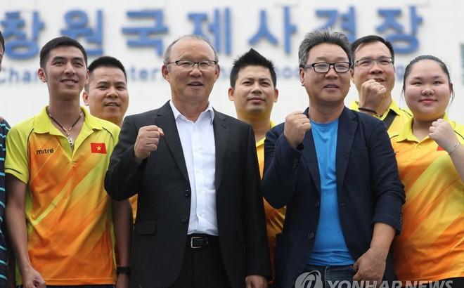 HLV Park Hang-seo trở lại nơi từng dẫn dắt 15 trận liên tiếp toàn hòa và thua