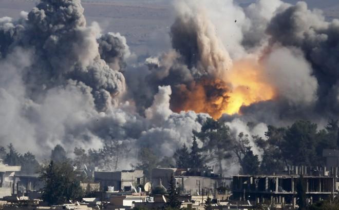 Ngòi nổ để tấn công Syria sẽ được kích hoạt hôm nay-QĐ Assad cần chuyển ngay cấp báo động?