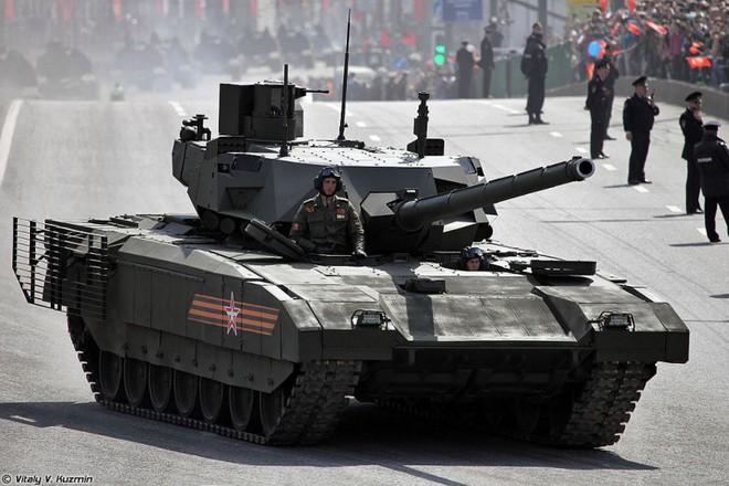 Siêu tăng T-14 Armata sắp có khả năng phóng tên lửa Kornet-EM qua nòng? - Ảnh 1.