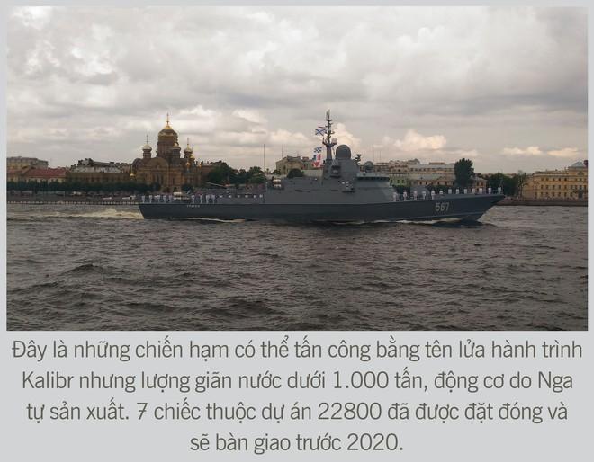 [Photo Story] Nga lột xác hải quân, biến Hạm đội Biển Đen thành lực lượng không thể bị đánh bại - Ảnh 11.