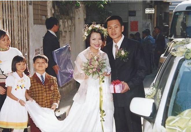 Chân dung người chồng bằng tuổi, là bạn học cấp 3 của MC Bạch Dương - Ảnh 1.