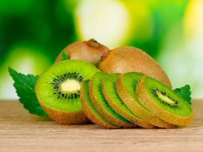 Quả kiwi- hoa quả tốt cho tiêu hóa