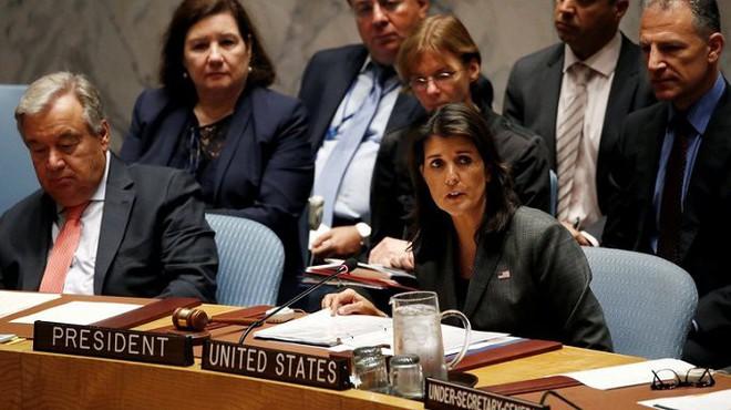 Mỹ đe dọa Nga và Iran sẽ phải lãnh những hậu quả cực kỳ nghiêm trọng - Ảnh 1.