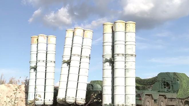 Xem dàn tên lửa Nga khoe sức mạnh uy vũ trong cuộc tập trận lớn nhất lịch sử  - Ảnh 1.
