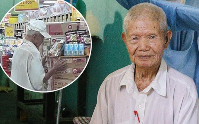Câu chuyện đáng thương phía sau bức ảnh cụ ông ở Đà Nẵng cứ 20 giờ là tới siêu thị mua cơm thanh lý 10.000 đồng
