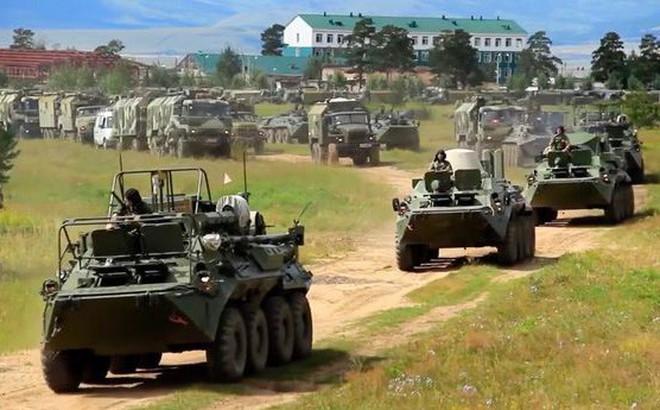 Thay đổi bất thường trong cuộc tập trận lớn nhất lịch sử Nga: Chuẩn bị đối đầu Mỹ-NATO?