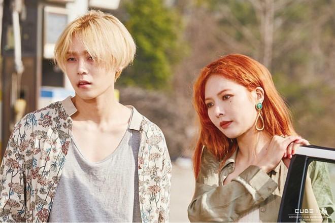 CHẤN ĐỘNG: HyunA và E'Dawn (PENTAGON) chính thức bị đuổi khỏi công ty quản lý sau ồn ào tình ái - Ảnh 1.