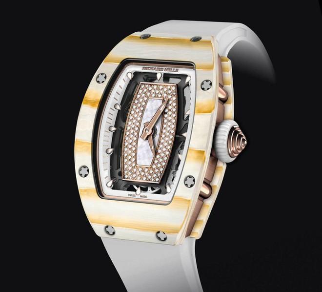 Bỏ trăm tỷ đồng mua đồng hồ, nhưng Lý Nhã Kỳ lại khẳng định chẳng xem giờ bao giờ cả - Ảnh 4.