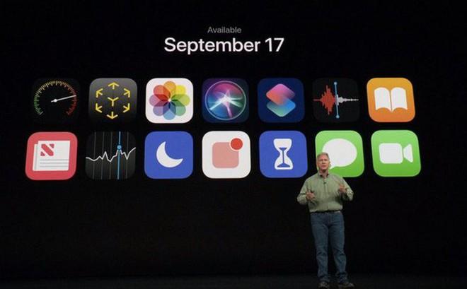 iOS 12 sẽ chính thức phát hành vào 17/9, nhưng cài luôn hôm nay cũng được theo hướng dẫn này