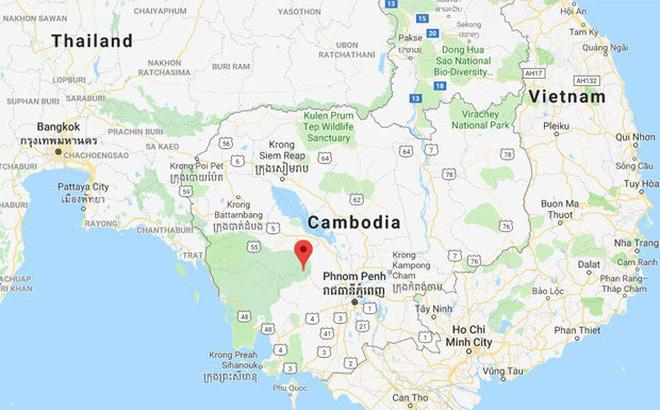 Bí ẩn máy bay gãy đuôi nghi MH370 trong rừng rậm Campuchia được giải mã