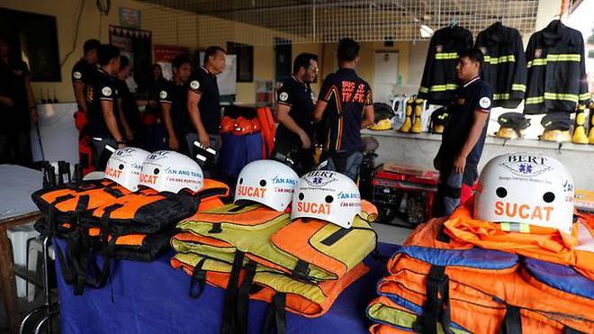 Siêu bão Mangkhut có thể đe dọa 10 triệu người, Philippines sơ tán khẩn cấp - Ảnh 1.