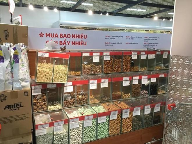 Siêu thị Auchan phân phối hạt khô chứa côn trùng - Ảnh 4.