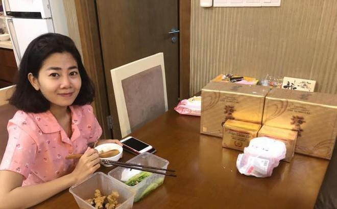 Những hình ảnh đầu tiên của Mai Phương sau 3 ngày xuất viện trở về nhà