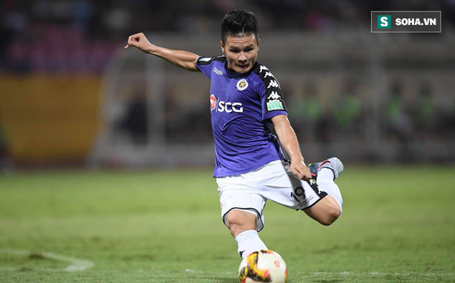 """Quang Hải """"bất lực"""", Hà Nội FC mất vui ngày san bằng cột mốc lịch sử của Bình Dương"""