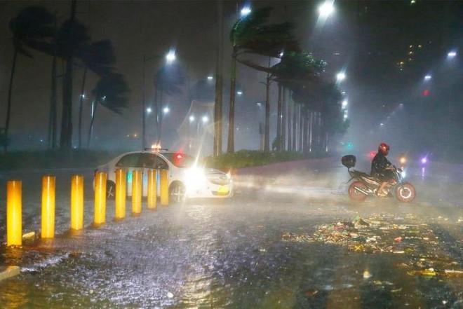 Bloomberg: Siêu bão Mangkhut sẽ nhấn chìm 120 tỉ USD, riêng TQ mất hơn 100 tỉ USD - Ảnh 1.
