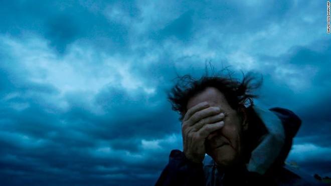 Bão quái vật Florence đổ bộ vào Mỹ, mất điện diện rộng, cảnh báo lũ lụt thảm khốc - Ảnh 5.