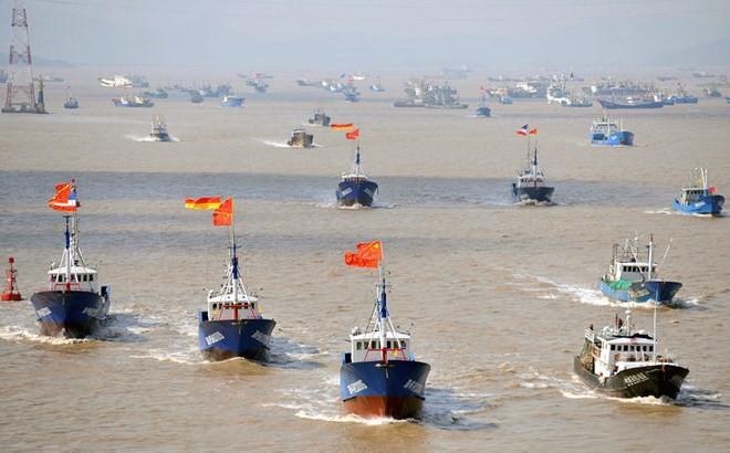 """Mỹ báo động về """"hạm đội thứ 3"""" nguy hiểm của Trung Quốc"""