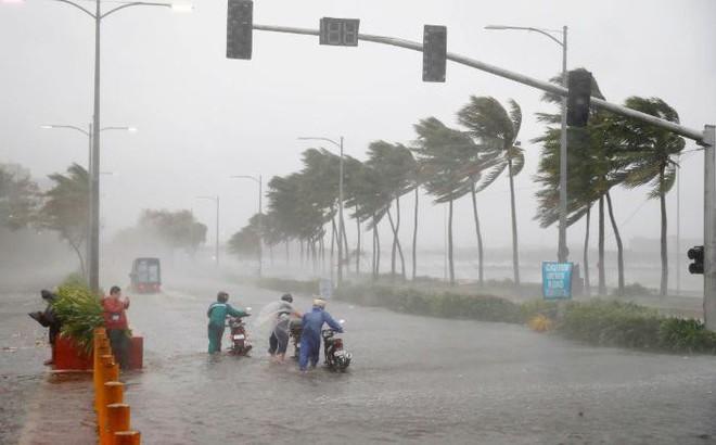 Siêu bão Mangkhut: Đã có 12 người thiệt mạng, dự kiến thương vong tiếp tục tăng