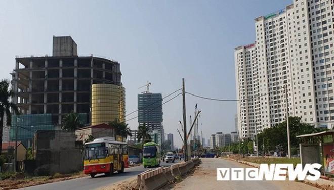 Cao ốc siêu sang trăm triệu USD ở Hà Nội phơi sương nhiều năm - Ảnh 4.