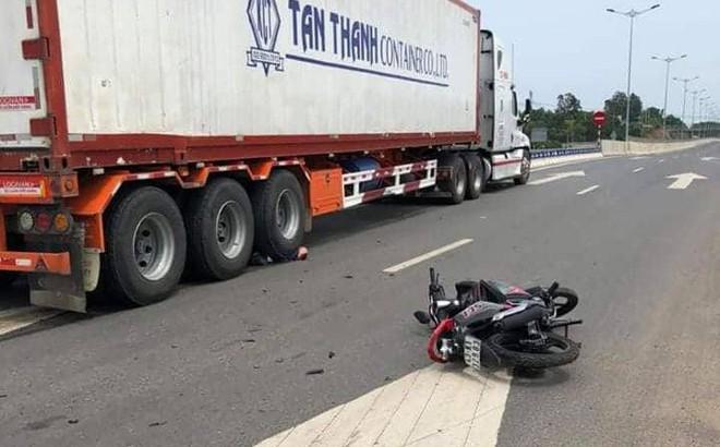 Đà Nẵng lại xảy ra tai nạn chết người liên quan đến hung thần container