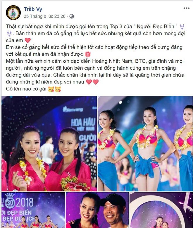 Tân hoa hậu Trần Tiểu Vy thể hiện bản thân thế nào trên mạng xã hội? - Ảnh 6.