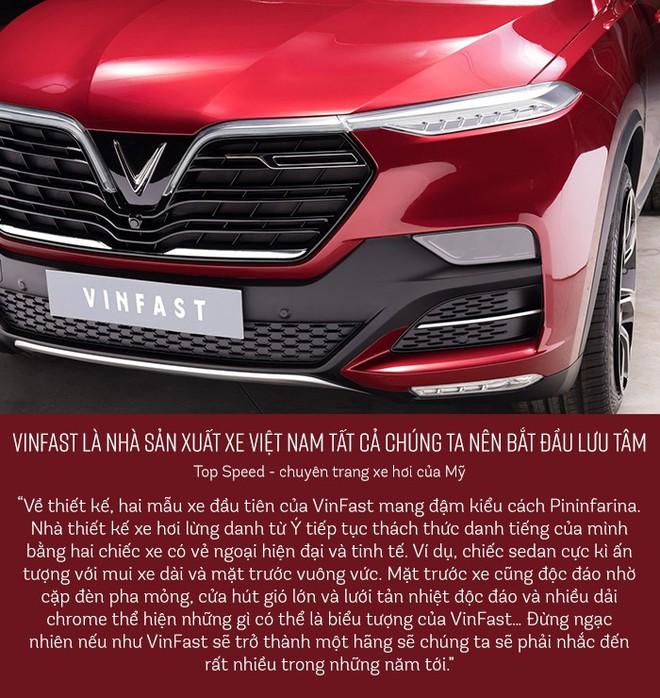 Báo quốc tế nói những gì về chiếc sedan và SUV của VinFast? - Ảnh 1.