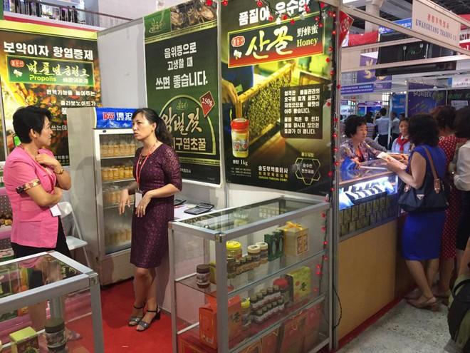 Hội chợ quốc tế Bình Nhưỡng: Nơi bức tranh Triều Tiên hiện lên rõ nét hơn bao giờ hết - Ảnh 3.