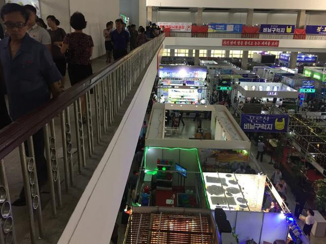 Hội chợ quốc tế Bình Nhưỡng: Nơi bức tranh Triều Tiên hiện lên rõ nét hơn bao giờ hết - Ảnh 4.