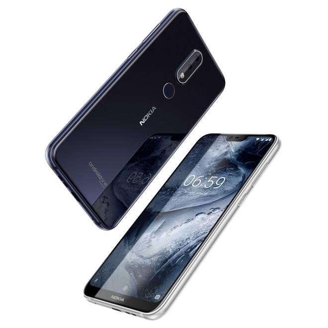 Nokia 6.1 Plus có hoàn toàn giống Nokia X6? - Ảnh 1.