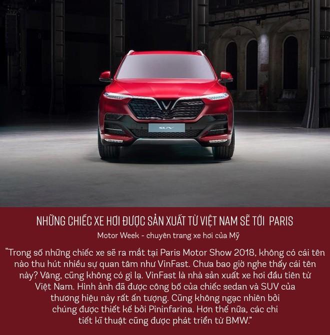 Báo quốc tế nói những gì về chiếc sedan và SUV của VinFast? - Ảnh 3.