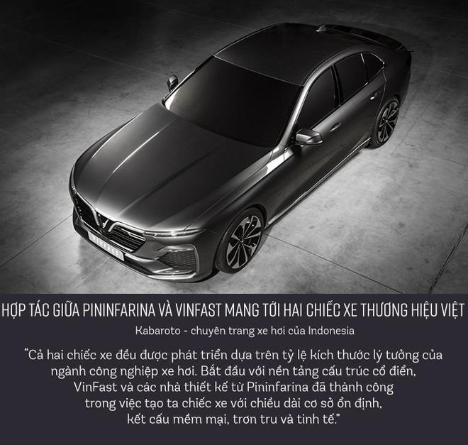 Báo quốc tế nói những gì về chiếc sedan và SUV của VinFast? - Ảnh 4.