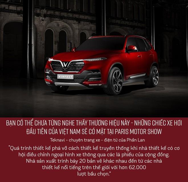 Báo quốc tế nói những gì về chiếc sedan và SUV của VinFast? - Ảnh 5.