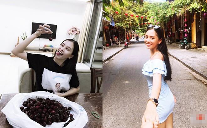 Tân hoa hậu Trần Tiểu Vy thể hiện bản thân thế nào trên mạng xã hội?