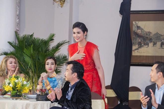 Thu Hoài, Ngọc Hân nổi bật tại sự kiện thời trang - Ảnh 7.