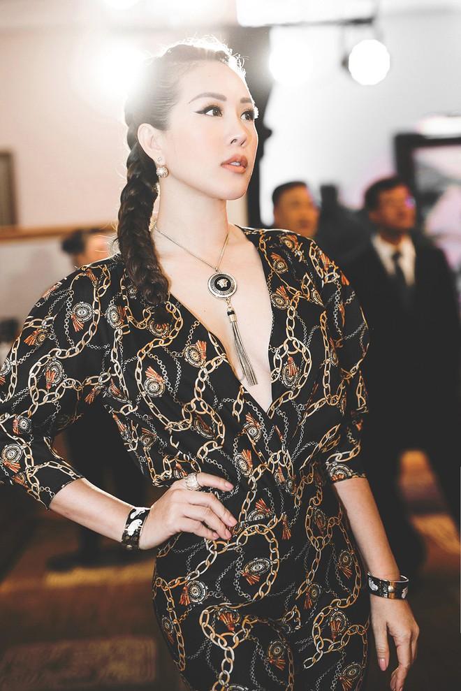 Thu Hoài, Ngọc Hân nổi bật tại sự kiện thời trang - Ảnh 3.