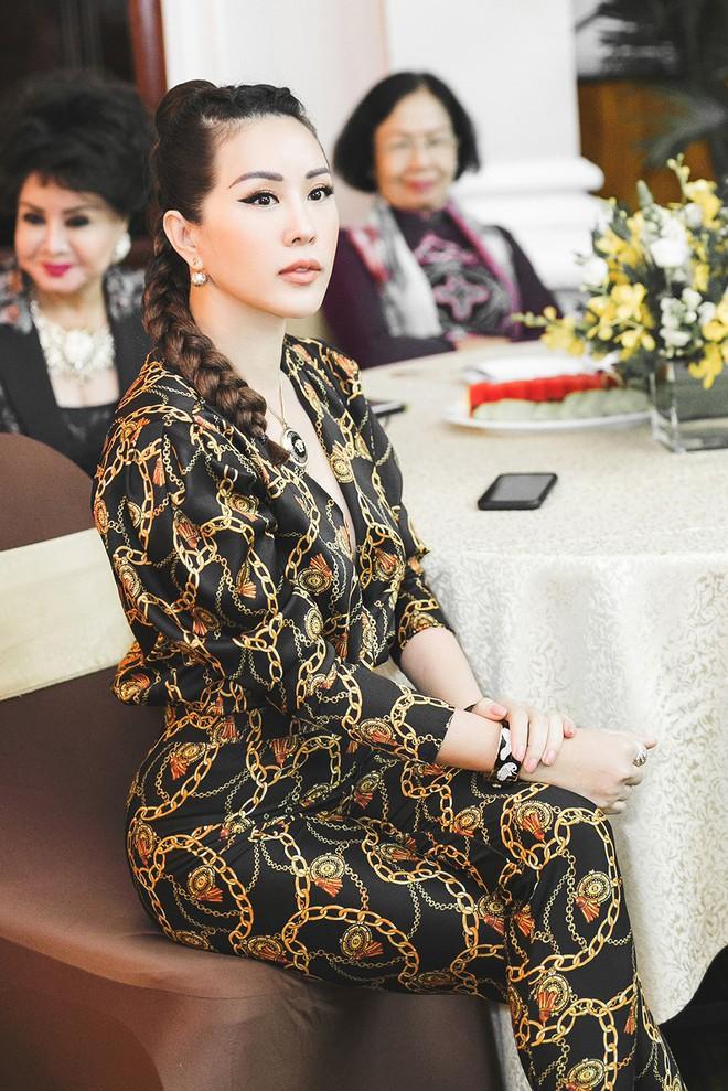 Thu Hoài, Ngọc Hân nổi bật tại sự kiện thời trang - Ảnh 5.