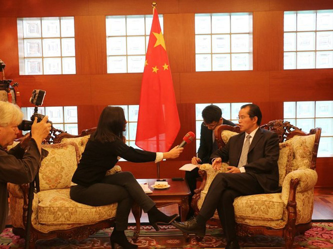 """Du khách Trung Quốc """"quậy"""" gây rắc rối ngoại giao với Thụy Điển - Ảnh 3."""