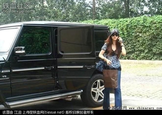 Dàn xe sang nhiều chục tỷ đồng của kiều nữ làng điện ảnh Hoa ngữ Phạm Băng Băng - Ảnh 1.