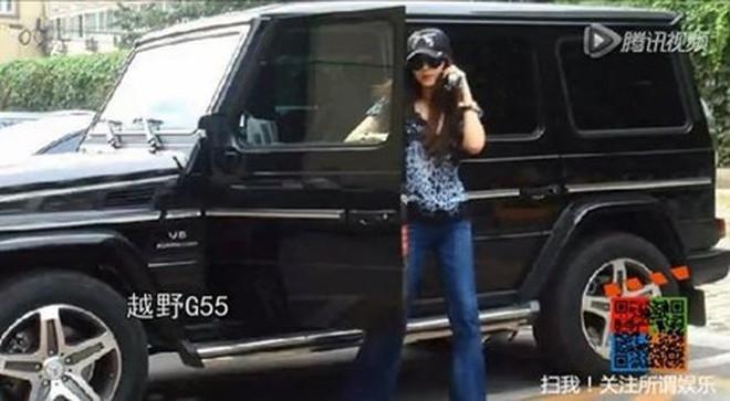 Dàn xe sang nhiều chục tỷ đồng của kiều nữ làng điện ảnh Hoa ngữ Phạm Băng Băng - Ảnh 2.